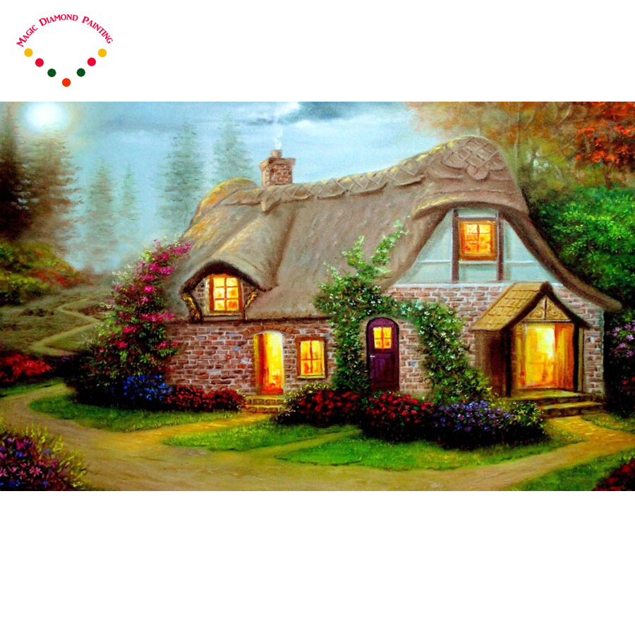 Online Get Cheap Beautiful Garden Scenery