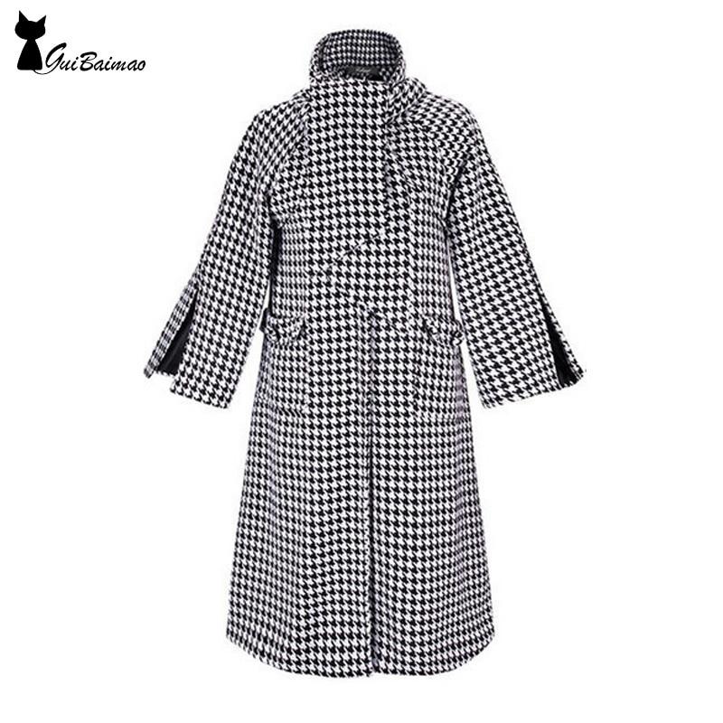 Popular Black White Winter Coat-Buy Cheap Black White Winter Coat ...