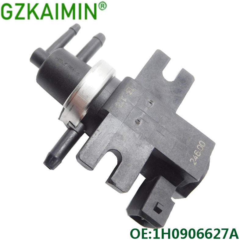 Free Shipping NEW Replacement N75 Boost Valve 1H0906627A For V-W Golf  Passat 1 9 TDI 1H0 906 627 A
