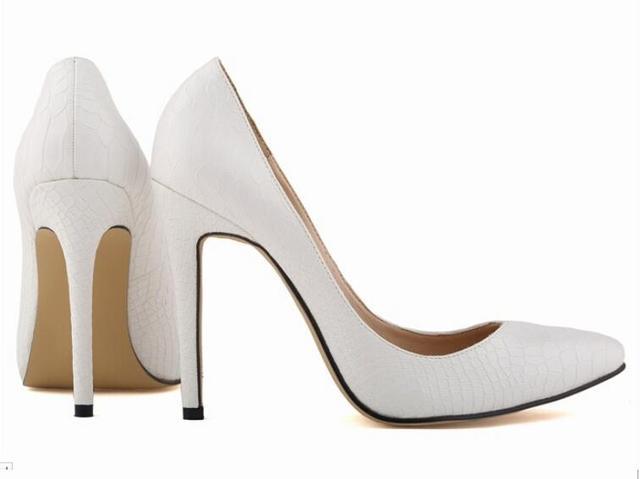 059c1e069ab Dropshipping Women European High Heels Sexy Leopard Print Women Shoes Plus  Size 34-42 Eourpean Stiletto Ladies Nightclub Shoes 6