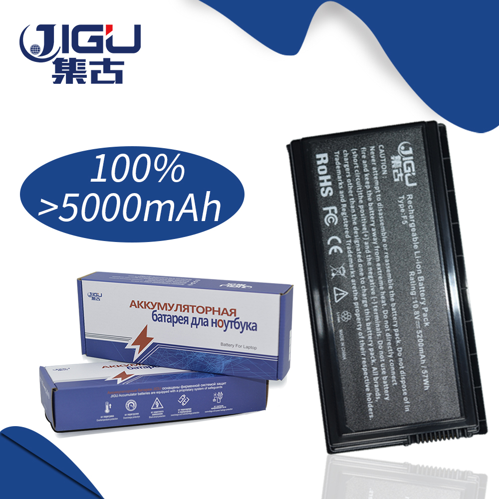 JIGULaptop Battery For Asus X50 X50C X50GL X50M X50N X50R X50RL X50SL X50Sr X50V X50VL X59 X59Sr A32-F5