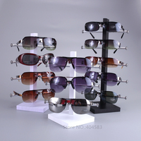 5 Pairs Of Detachable Sunglasse EyeGlasses Spectacles Display Stand Frame Organizer Holder