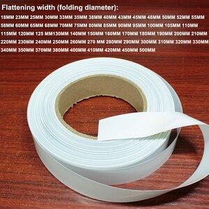Image 1 - 1kg batteria Al Litio di calore manicotto termoretraibile di plastica in PVC film termoretraibile FAI DA TE Batteria di ricambio pacchetto guaina isolante pellicola