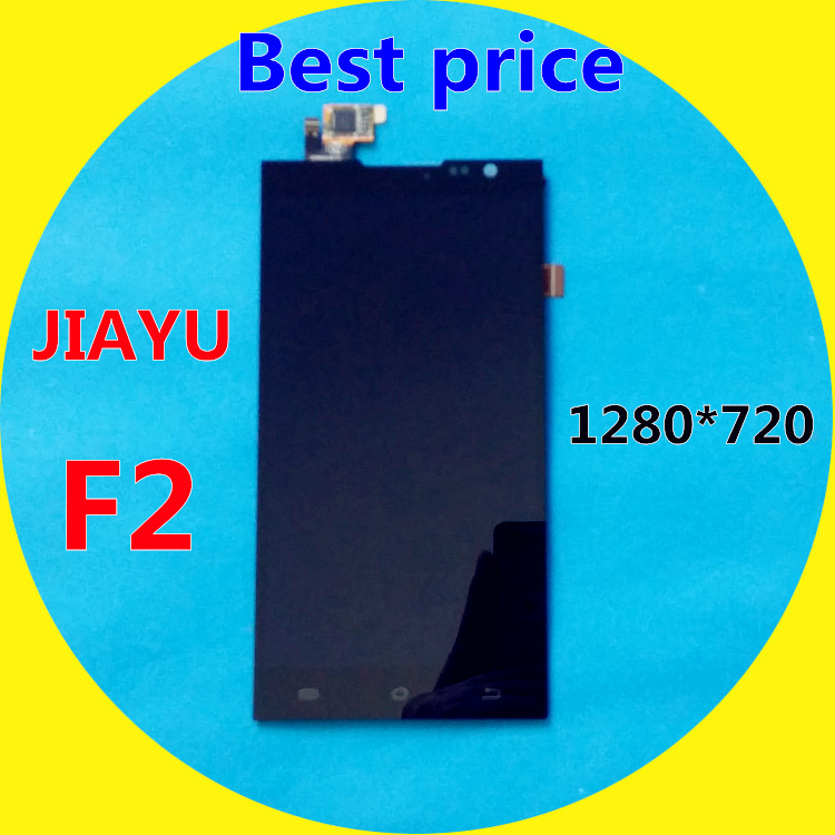 imágenes para Jiayu F2 Pantalla LCD + Pantalla Táctil 100% Original Nuevo Panel De Vidrio Digitalizador Asamblea Reemplazo Reparación Accesorios Herramientas Gratuitas