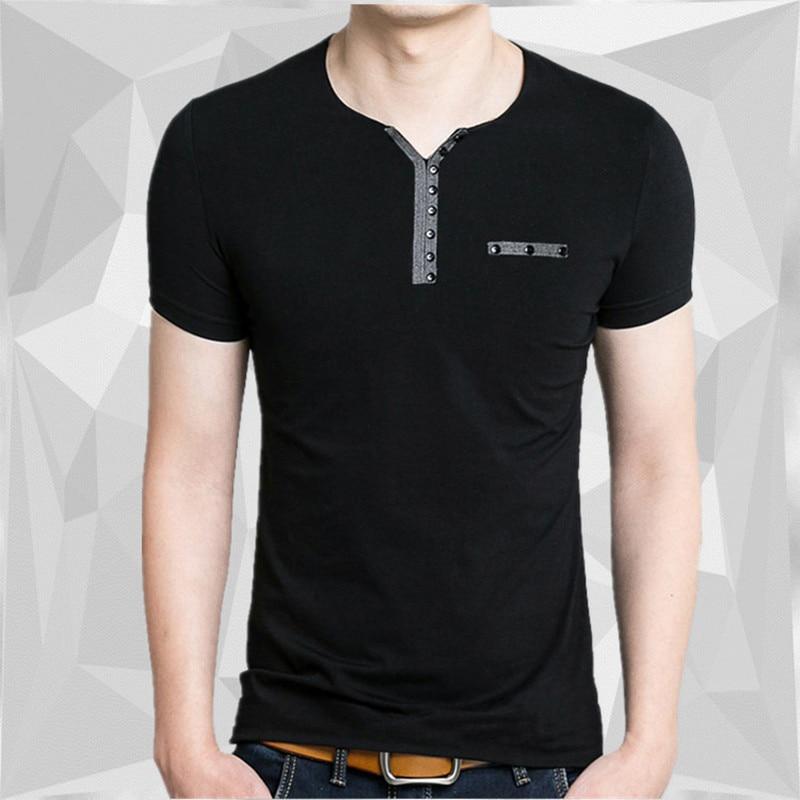 Mens T Shirt Slim Fit Crew Neck T-Shirt Men Short Sleeve Shirt Casual Tshirt Tee Tops Short Shirt