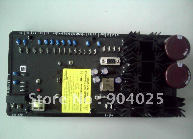 DECS100-B11 система управления цифровым возбуждением