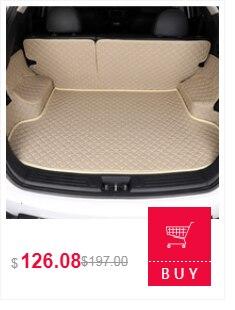ᗑcustom leather car floor mat For Citroen C3-XR C4 Cactus C2 C3 ...