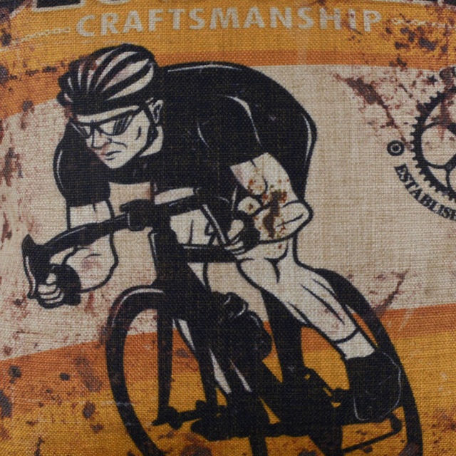 Retro Bicycles Cushion Cover 4
