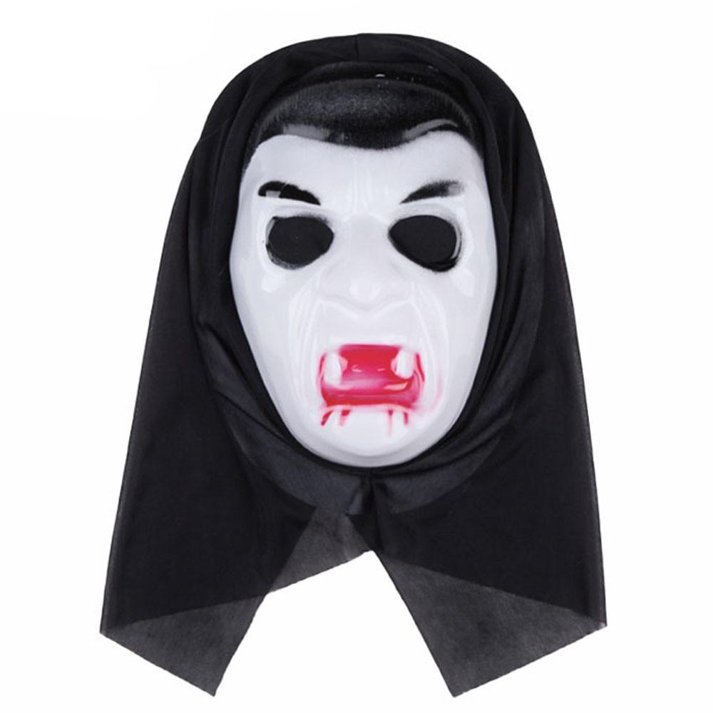 Popular Half Skull Mask White-Buy Cheap Half Skull Mask White lots ...
