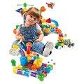 20PCS Magnetic Pipeline building blocks Designer DIY Educational Construction Toys For Kids Magnetic building blocks magnet