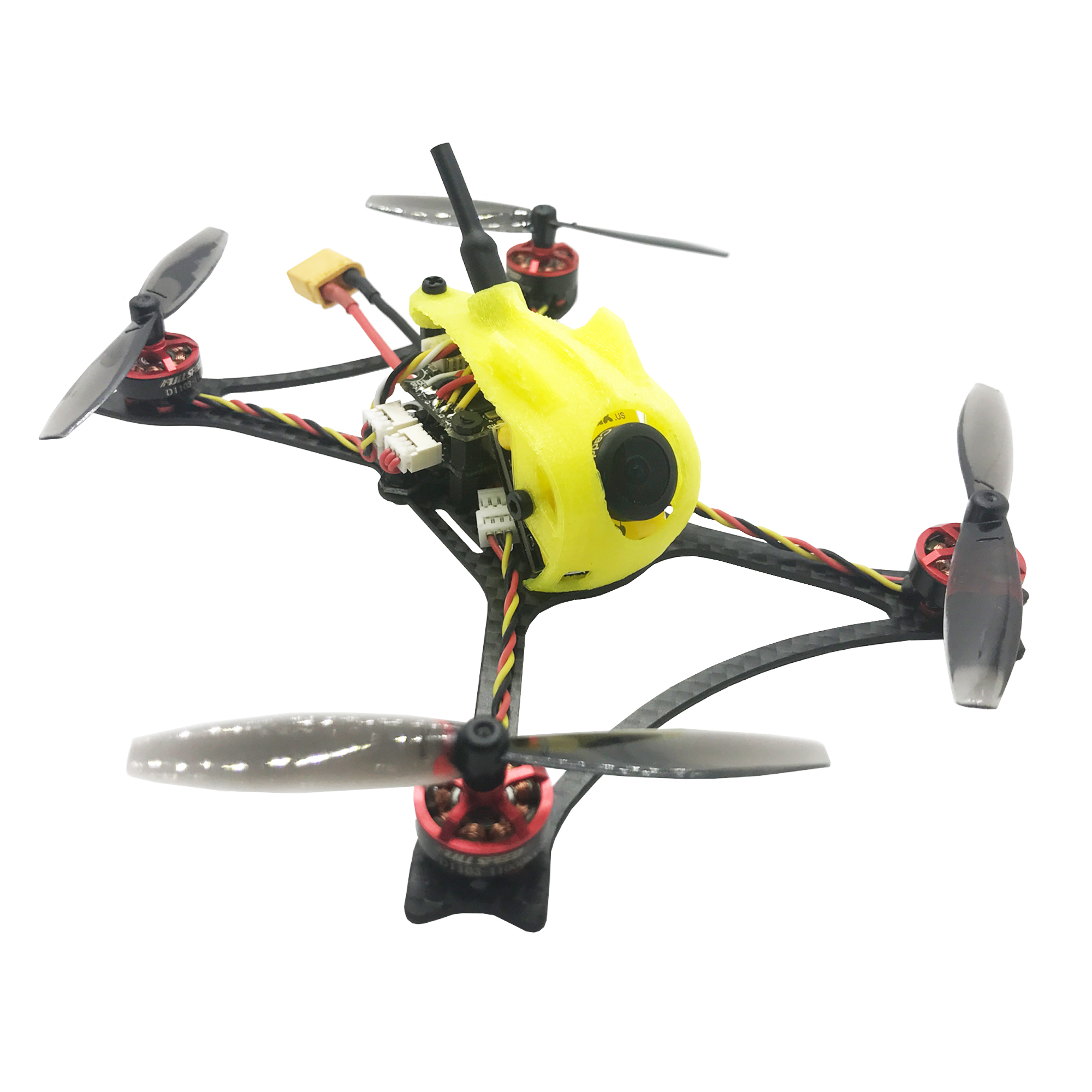 FullSpeed Toothpick FPV Racing font b Drone b font 2 3S 1103 65mm prop 25 600mw