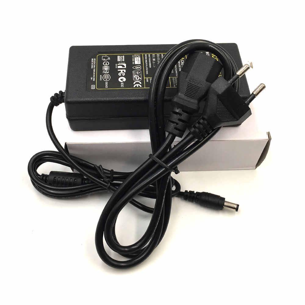 100-265V AC DC 12V Netzteil Adapter Ladegerät 1A 2A 3A 4A 5A 6A Transformator LED fahrer UK AU US EU Stecker 5,5mm x 2,5mm DC Ausgang