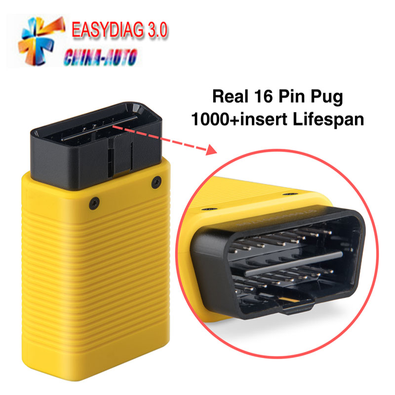 LAUNCH X431 EasyDiag 3.0 and 3.0Plus Android IOS System Auto Scanner OBD2 Bluetooth Diagnostic Tool Adapter scanner Code Reader