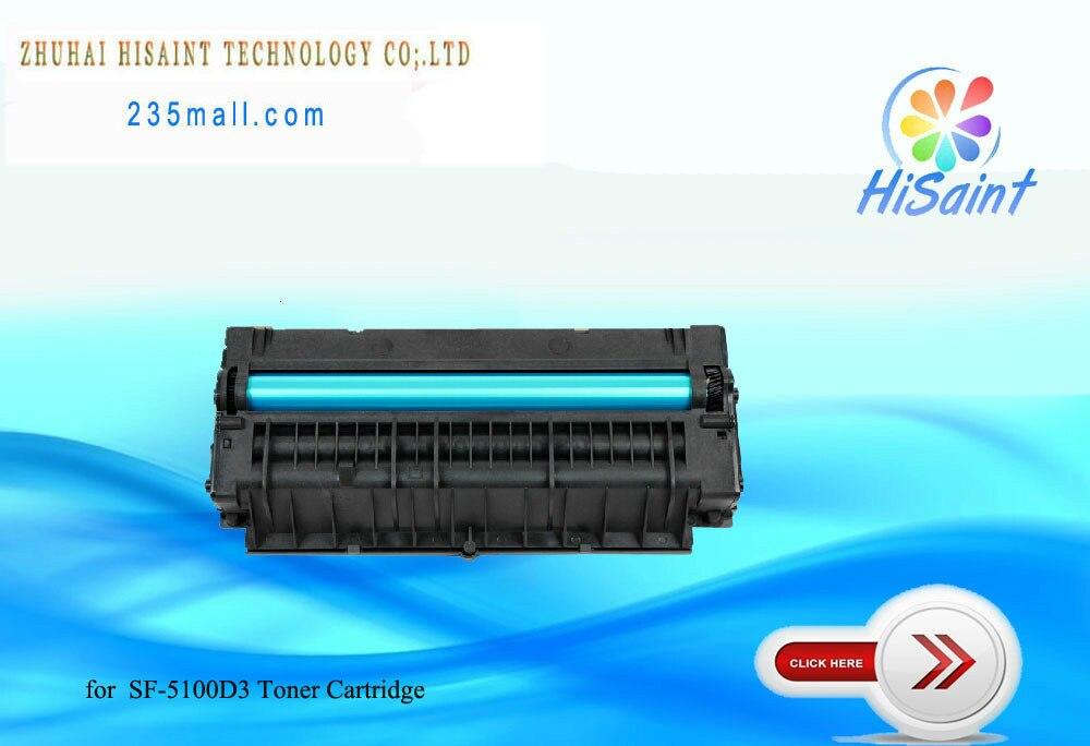 ФОТО Toner cartridge SF-5100D3  for Samsung Laser Jet printer  ML-808/SF-515/530/531P/535E/5100/5100P