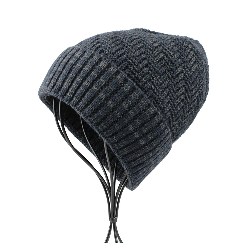 b251dcd67b9  FETSBUY  Autumn Winter Bonnet Hats Men Women Beanie Stocking Hat Casual  Keep Warm Knitted Hat Skullies Beanies 5 colors 18018-in Skullies   Beanies  from ...