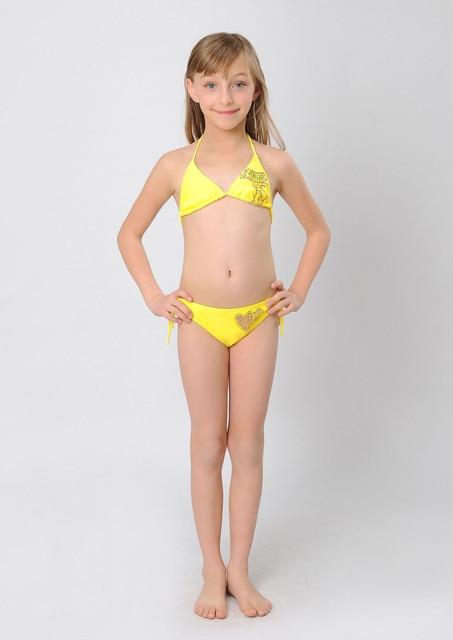 Micro bikini young girl
