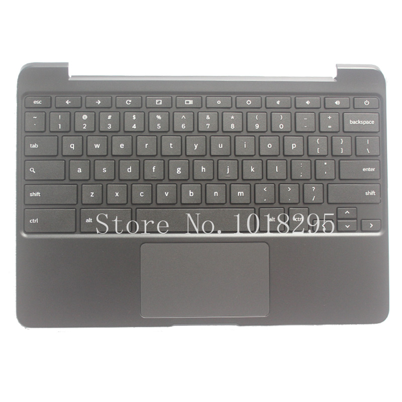 NEW US Laptop Palmrest With Keyboard For SAMSUNG Chromebook XE500C13 English Laptop Keyboard