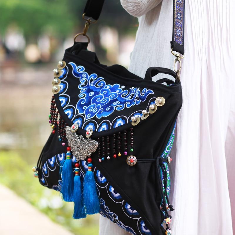 Ən yeni cüt üzlü naxışlı qadın - Çantalar - Fotoqrafiya 2