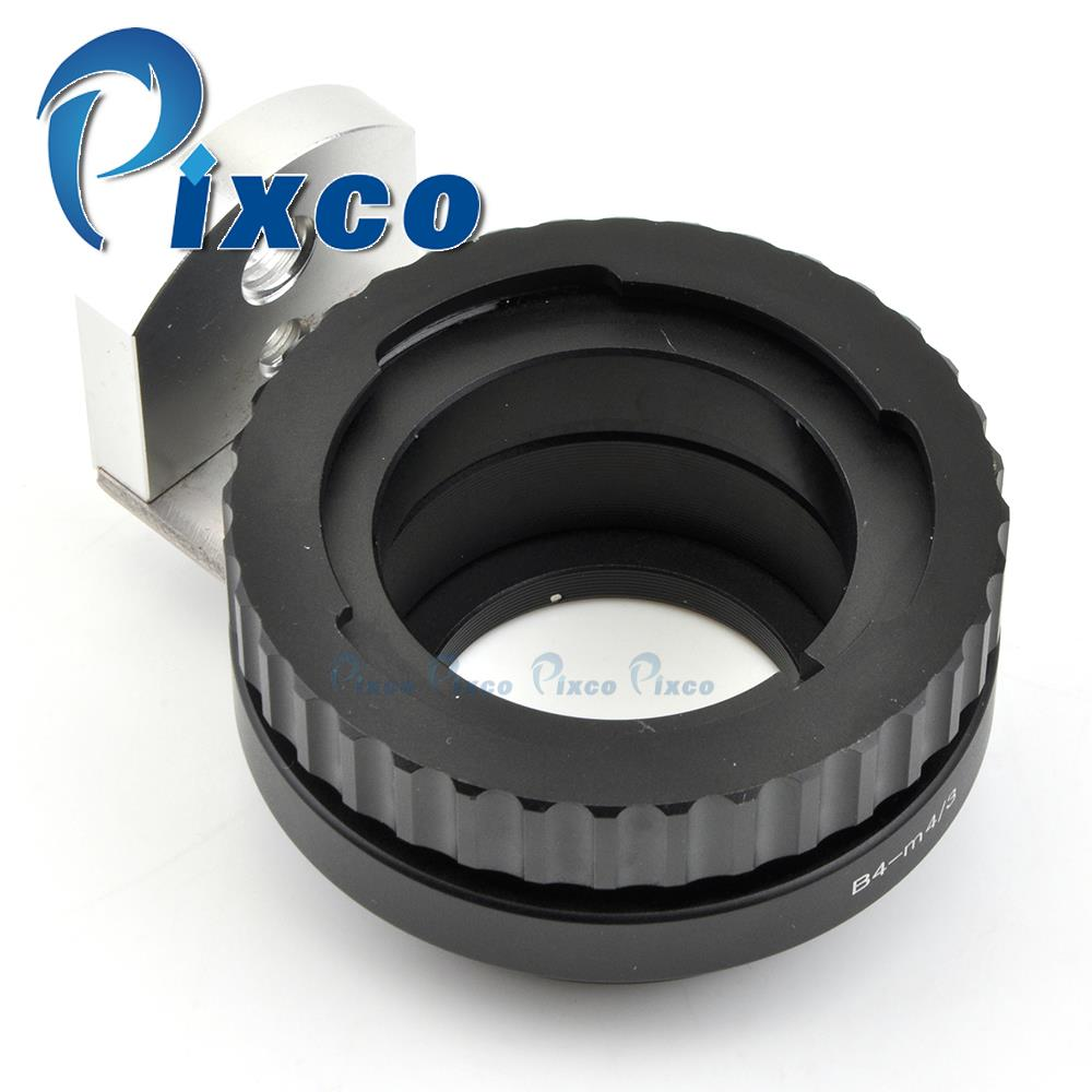 "SALE! Pixco lens adapter works for B4 2/3"" CAN.ON FUJINON lens to Micro 4/3 M4/3 camera G5 GX1 GF3 G3 E-P5 E-P3"