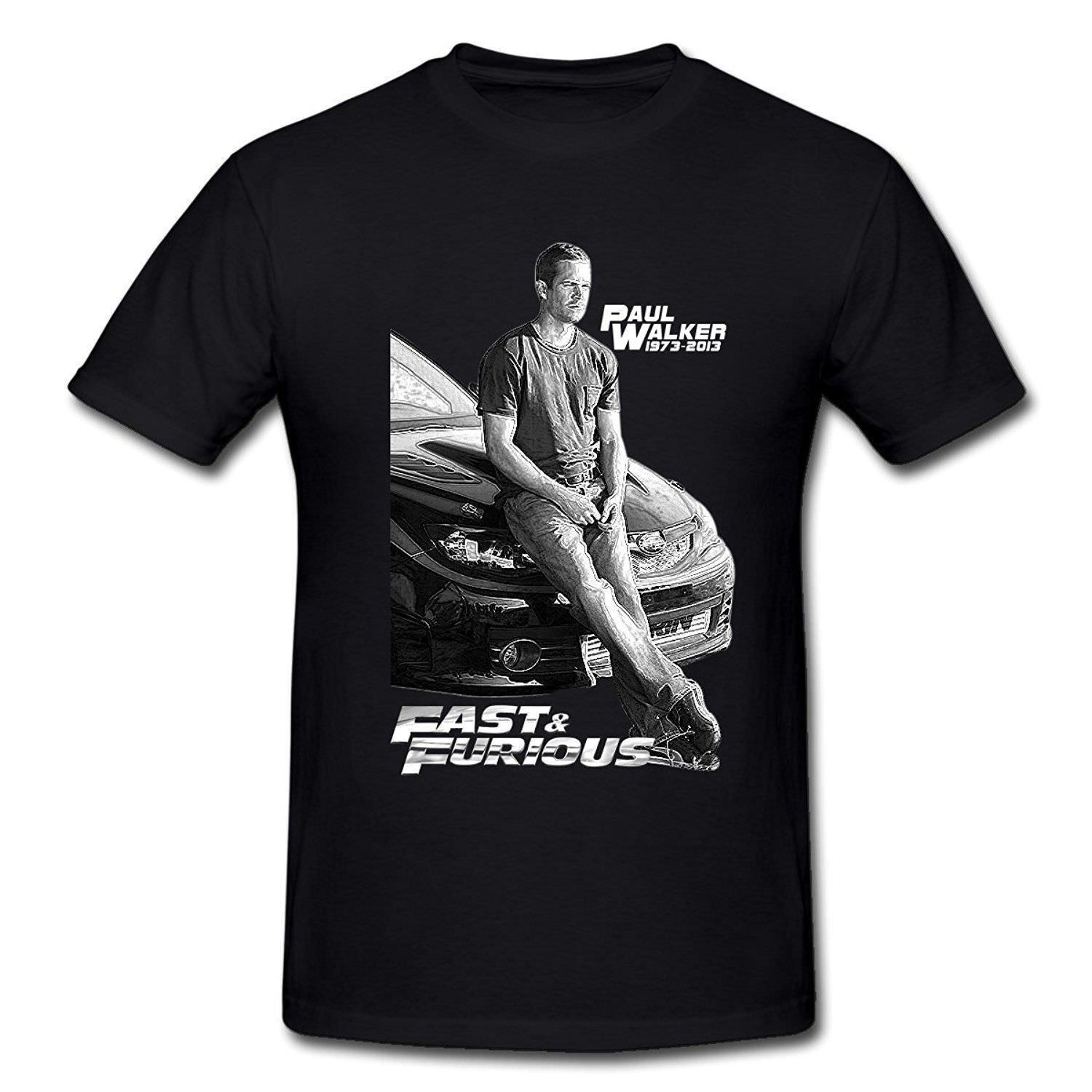 Fast And The Furious Car Ride Short Sleeve T-Shirt Licensed Graphic SM-7X