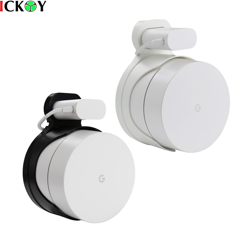 ICKOY Wall Table Mount Bracket Holder For Google Wifi Security Bracket Accessories