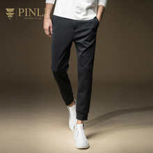 Military Limited Midweight Straight Mid Pinli 2016 Autumn New Arrival Men's Clothing Slim Casual Pants Trousers B163217040