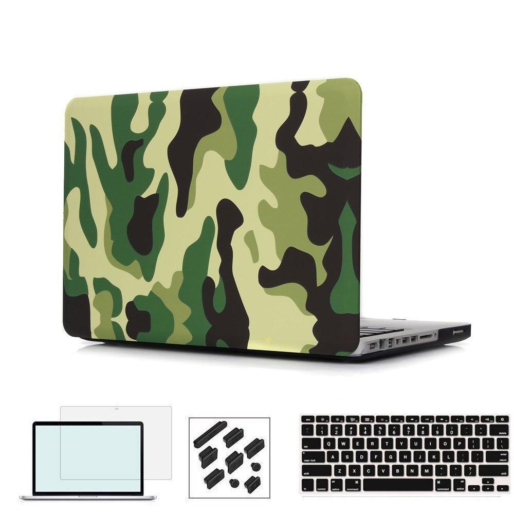 RYGOU камуфлаж модел ултра тънък лек - Аксесоари за лаптопи - Снимка 3