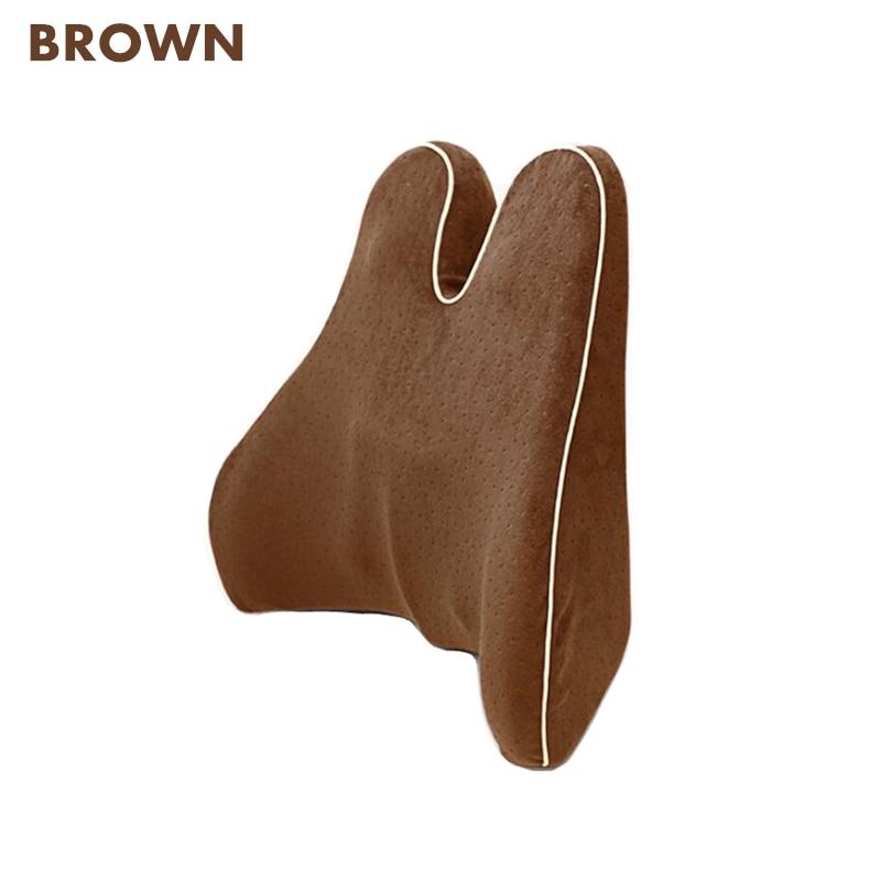HTB1rt7MMhnaK1RjSZFtq6zC2VXaD PurenLatex Memory Foam Waist Lumbar Side Support Pillow Spine Coccyx Protect Orthopedic Car Seat Office Sofa Chair Back Cushion