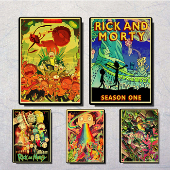 Rick and Morty Prints