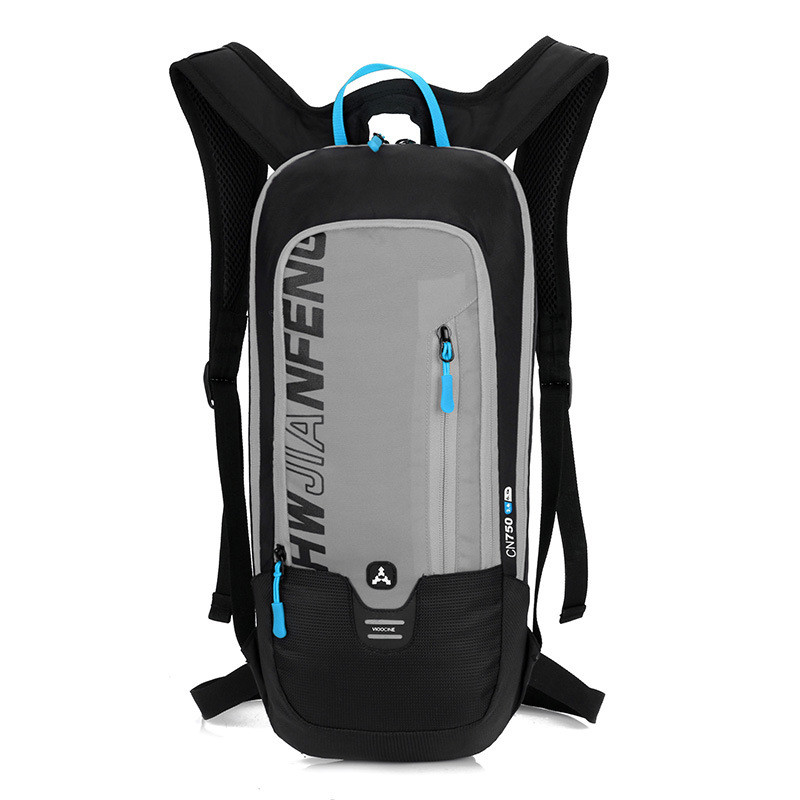 Outdoor Running Cycling Backpack 2L Bladder Water Bag Sports Camping Hiking Hydration Backpack Riding Camelback Bag locallion 20l unisex bicycling hiking climbing cycling backpack outdoor riding running rucksack sports bag