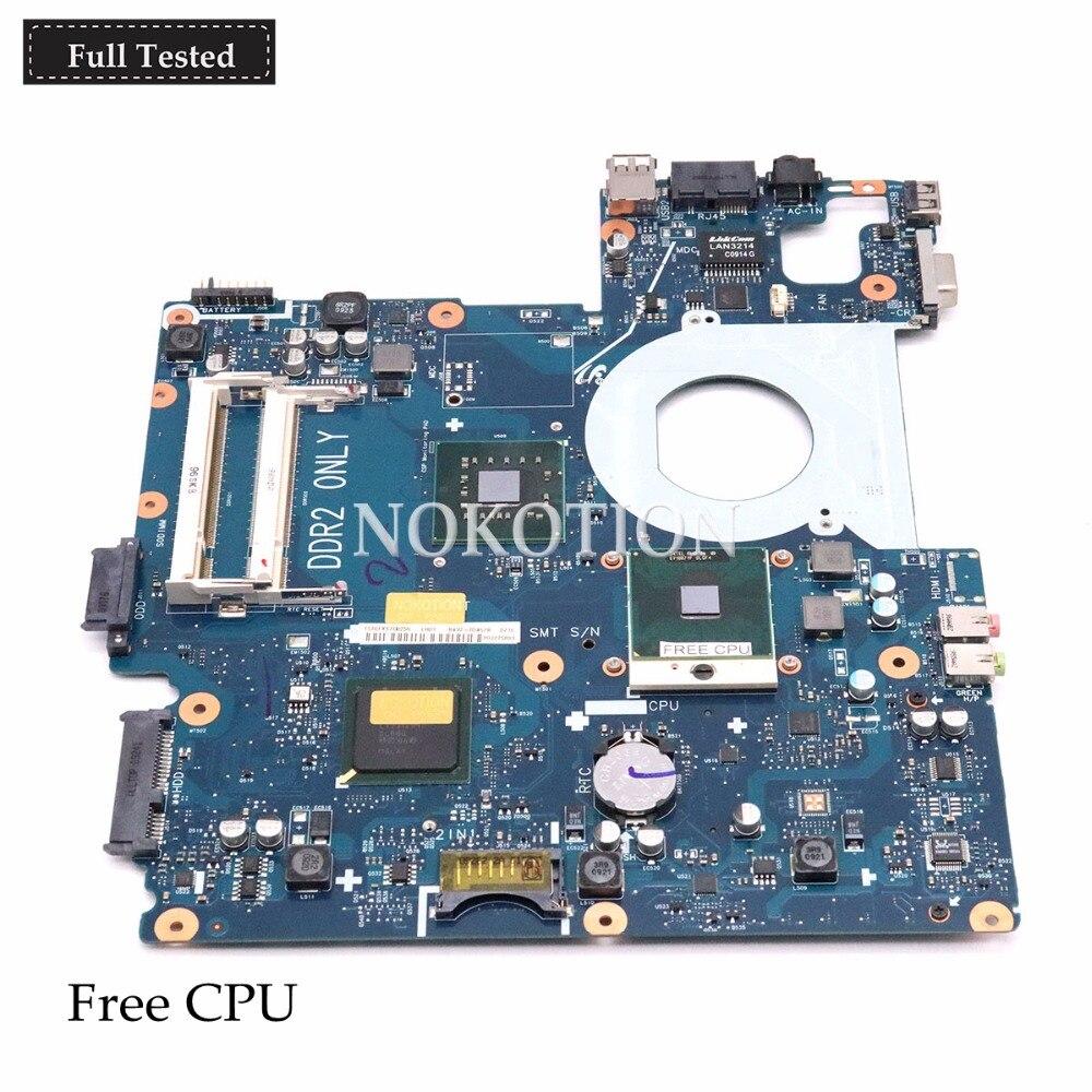 NOKOTION BA92 05467A BA92 05467B PC portátil placa base para Samsung R510 placa principal de la placa del sistema DDR2 sólo libre CPU-in Placa base de portátil from Ordenadores y oficina on AliExpress - 11.11_Double 11_Singles' Day 1