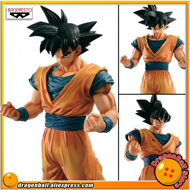 Japan Anime Dragon Ball Z Original Banpresto Resolution of Soldiers Grandista Vol.4 Collection Figure - Son Goku (Gokou) anime dark souls original banpresto sculpt collection vol 1 collection figure faraam knight