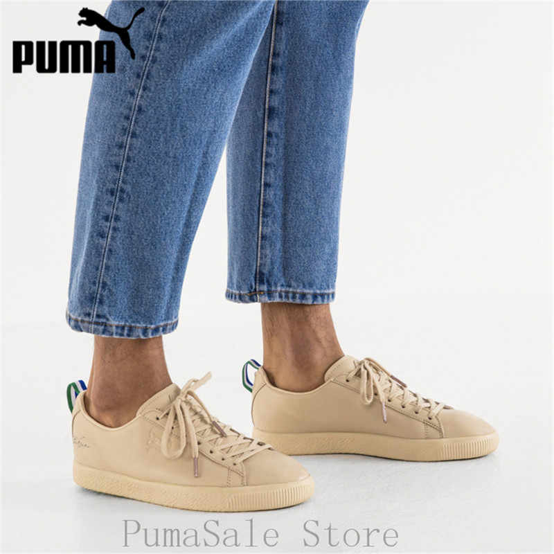 45a088450c789 Original Puma x Big Sean Clyde Men And Women Shoes 366253 01 02 Classic Sneaker  Men