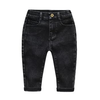 Casual Denim Straight Jeans