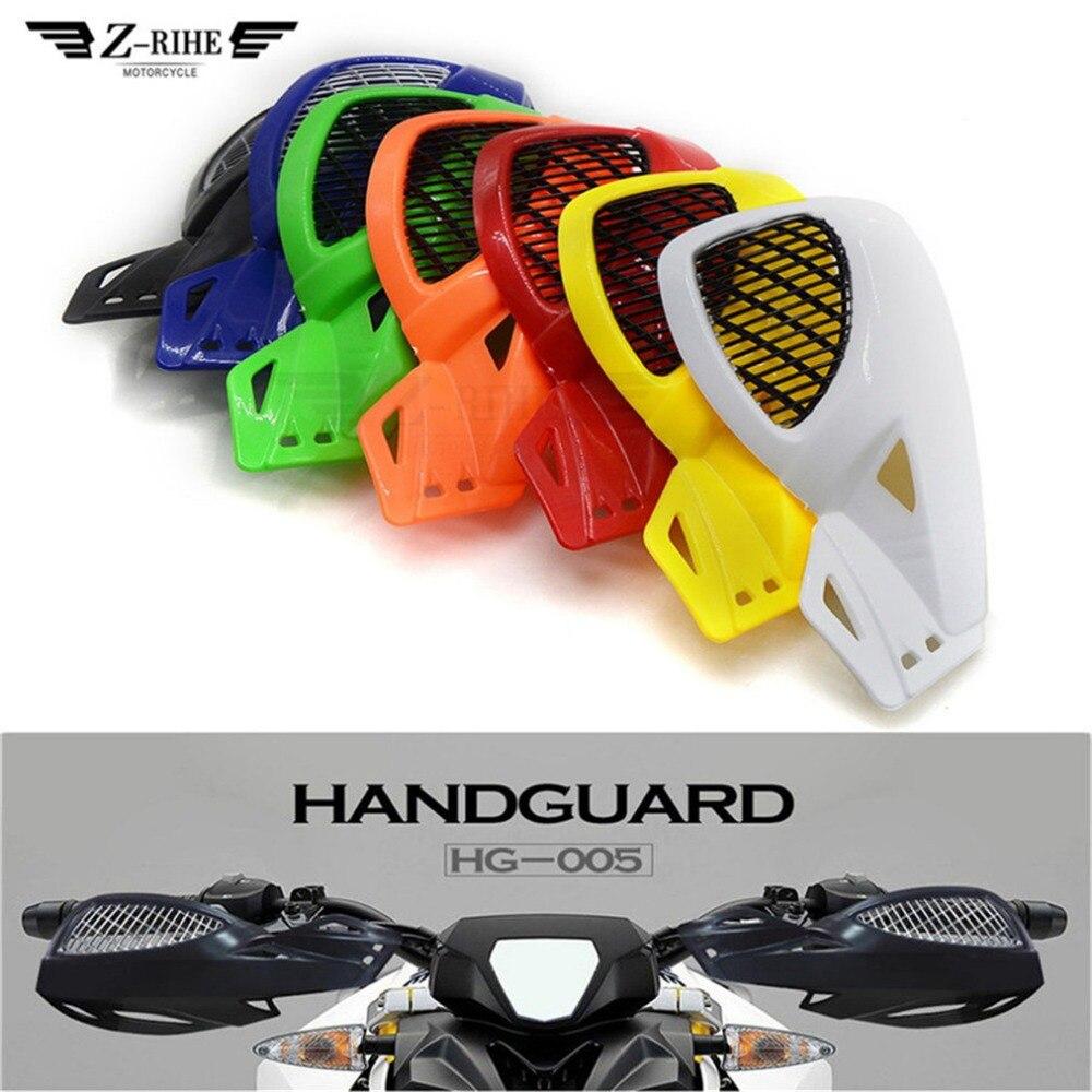 ATV brake Dirt Pit Bike Motorcycle 22mm Handguard Hand Guard Protector For SUZUKI DRZ400E DRZ400S SM DR250R DJEBEL250XC 250SB