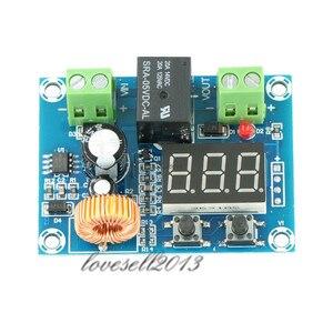 Image 1 - XH M609 DC 12V 36V Charger Module Voltage OverDischarge Protection Precise Undervoltage Protection Module Battery Charger Module