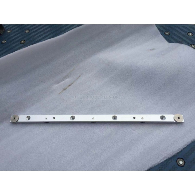 300/450/650 мм алюминиевый сплав Т-треки слот торцовка бар слайдер Таблица пила Торцовочная штанга Деревообрабатывающие инструменты DIY
