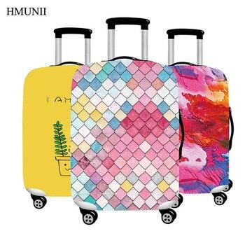 d8f805c84 HMUNII moda caliente elástico funda de equipaje, conveniente 18-32  pulgadas, trolley maleta cubierta de polvo accesorios de viaje