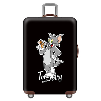 Cartoon Suitcase Protective Covers