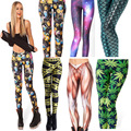 Women Legging Womens Leggings Jeggings Women Pants Legings Sexy Legging Pants Legins Sexy Printed Leggings 7 Color Muscle Dog