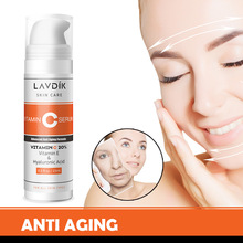 15ml Vitamin C Toner Moisturizing Hydrating VC Face Serum Spray Moisturizing Smo