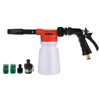 CARGOOL Professional Foam Wash Gun 900ML Car Wash Lance Bottle Adjustable Foam Blaster Low Pressure Snow Foamer Car Cleaner
