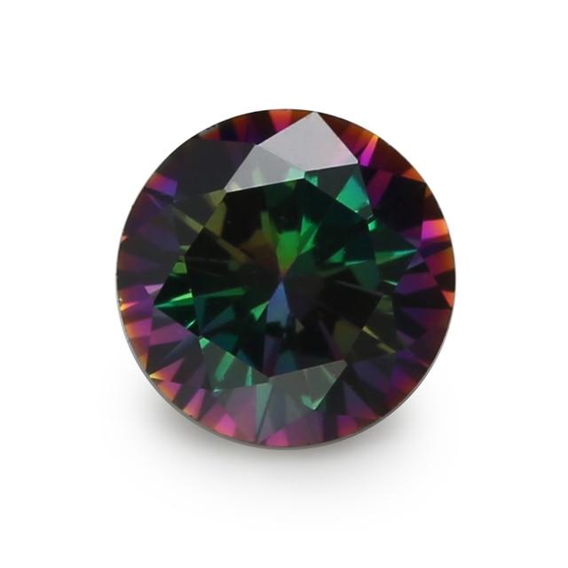 Купить искусственные камни круглой формы с разноцветным кубическим картинки