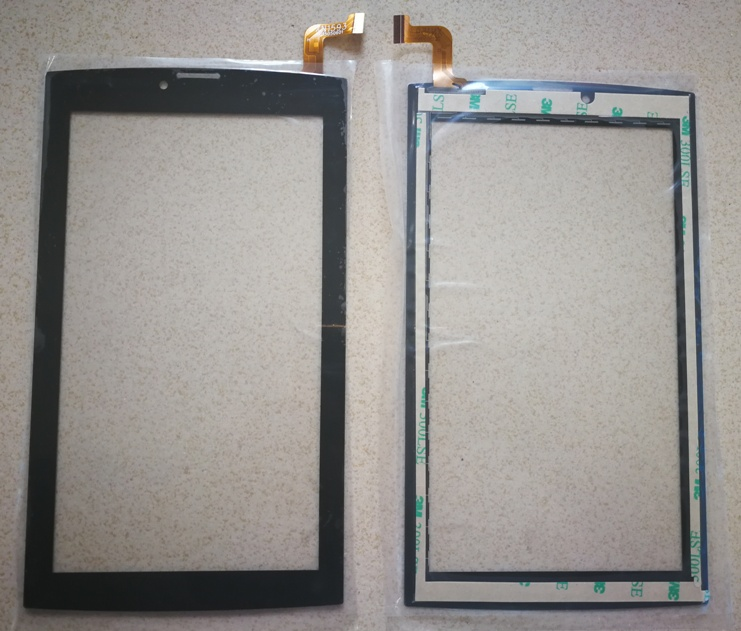 7 inch touch panel  For GiNZZU GT-W170 LTE Tablet PC Touch screen digitizer free shipping купить