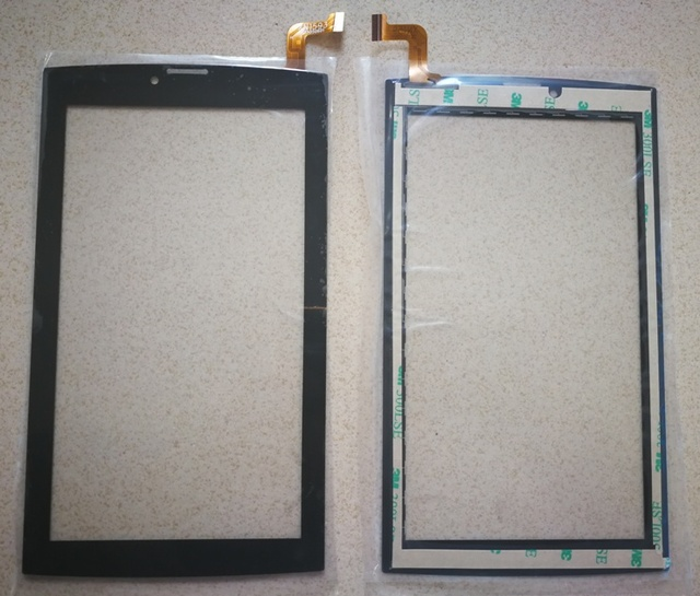 """7"""" inch touch panel  For GiNZZU GT-W170 LTE Tablet PC Touch screen digitizer free shipping"""