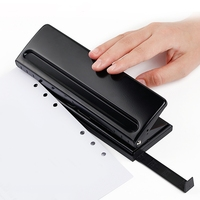 6 hole Paper DIY Craft Punch for Scrapbooking Punch Handmade Cut Card Hole Puncher For DIY Gift Card Paper Punch Office Supplies
