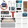 Ultimate Sistema SmartHome Internet das Coisas IOT Pi3 RPI3 DIY Com Placa De Ensaio Kit para Raspberry Servo Motor Drive Sensor de NEMÁTODO da MADEIRA DO PINHEIRO