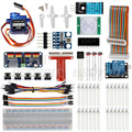 Ultimate SmartHome System Internet of Things Kit for Raspberry Pi3 RPI3 DIY IOT With Breadboard Servo Motor PWN Drive Sensor