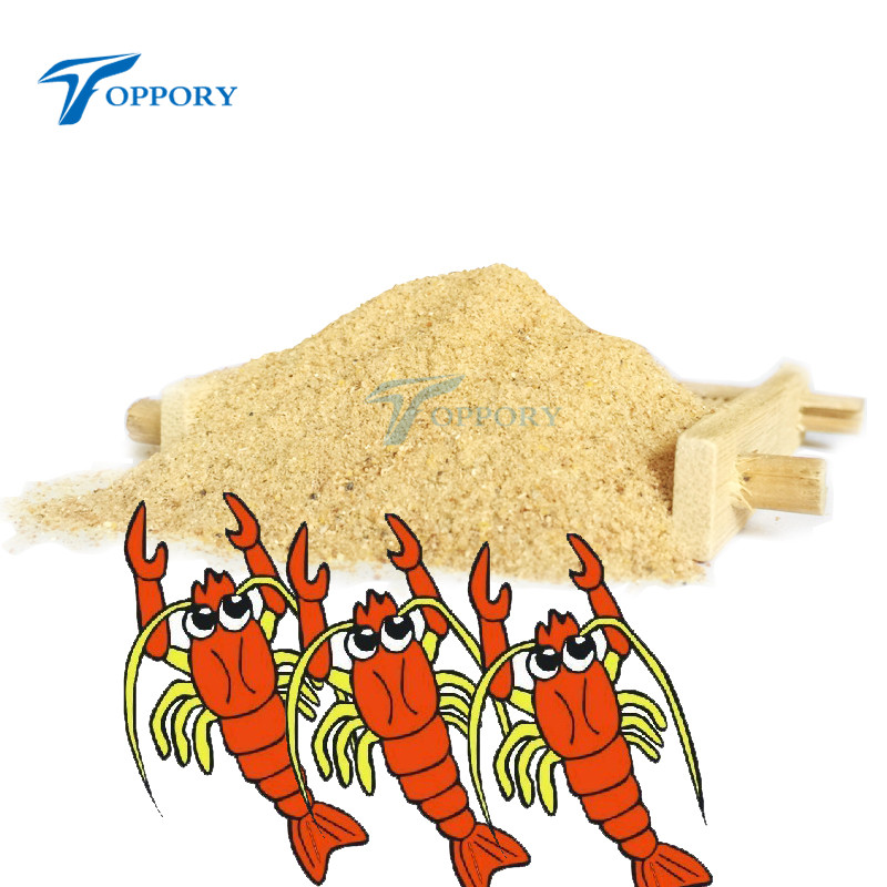 Toppory 1 Beutel 30 g Shrimp Flavor Additiv Karpfenangeln Köder Flavored Feeder Köder Groundbait Making Material Grundköderherstellung