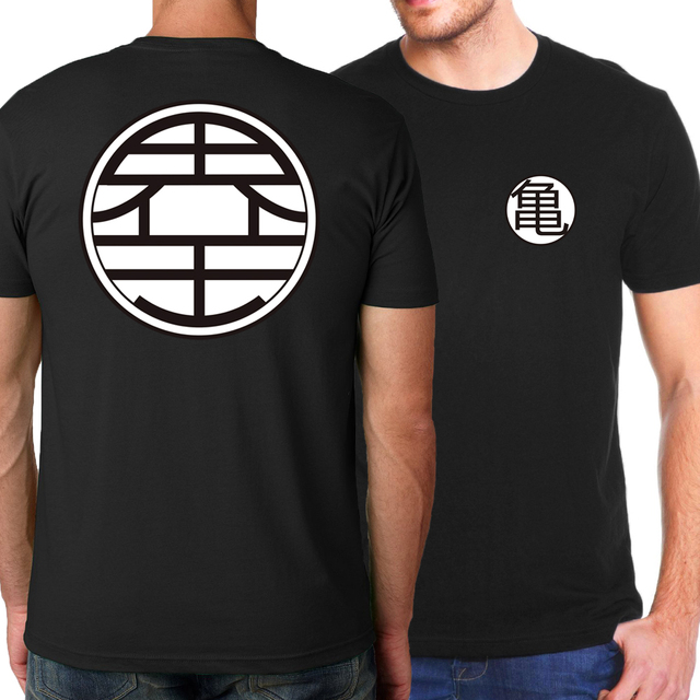 New Arrival Japanese Anime Dragon Ball Z Goku Men T-Shirts 2017 Summer  Fashion T Shirts 100% Cotton High Quality Brand Top Tees